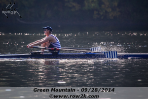 Racing at Green Mountain Head